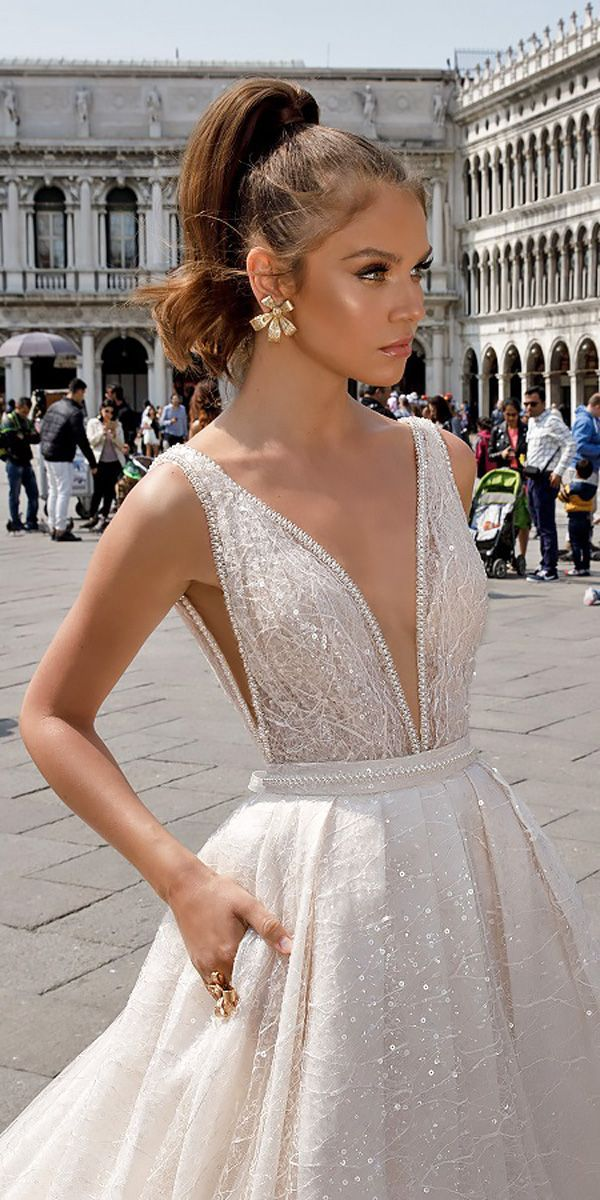 Julie Vino Wedding Dresses And#8211; 2018 Venice Collection ❤ See more: http://www.weddingforward.com/julie-vino-wedding-dresses/ #weddings