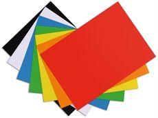 Magnetpapper Färgade A4