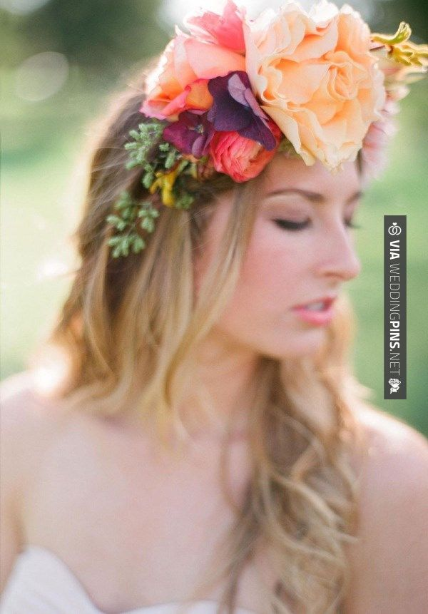 Cool! - bohemian floral crown  Photography by , Floral Design by | CHECK OUT MORE IDEAS AT WEDDINGPINS.NET | #weddings #rustic #rusticwedding #rusticweddings #weddingplanning #coolideas #events #forweddings #vintage #romance #beauty #planners #weddingdecor #vintagewedding #eventplanners #weddingornaments #weddingcake #brides #grooms #weddinginvitations