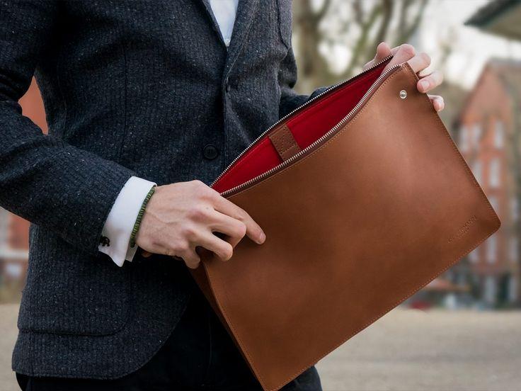 Goswell Portfolio Briefcase   Uncovet