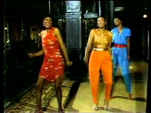 He's So Shy (1980) The Pointer Sisters.    This Top 10 track was the beginning of a very successful period on the charts over the next 6 years.    The late June Pointer is on lead vocals.