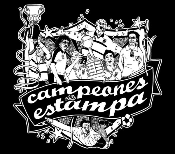 Campeones de Estampa.-