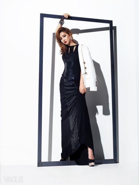 2014.12, Vogue, Lee Yoo Ri