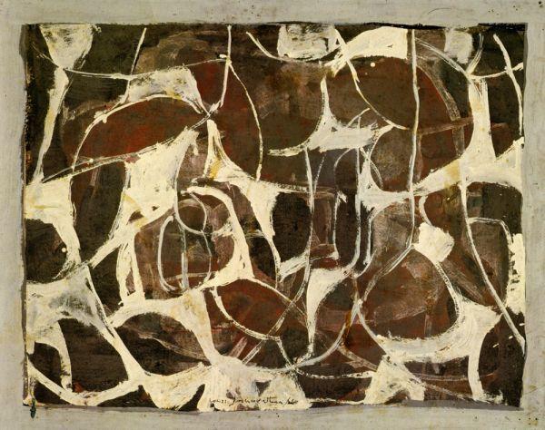 Ian Fairweather - Painting IV