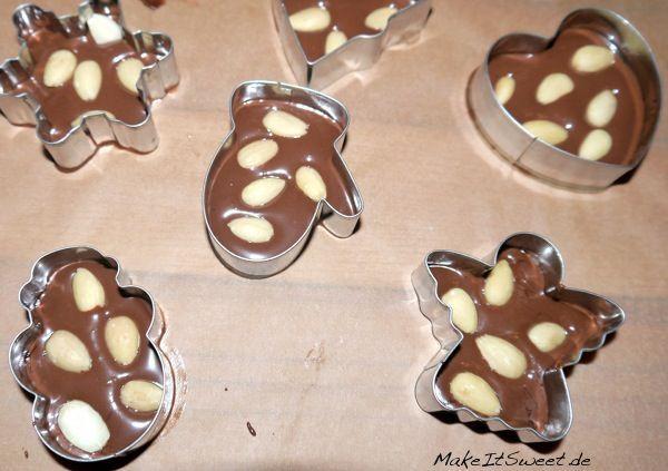 Weihnachtliche-Schokolade-Christmas-DIY-Rezept-Mitbringsel – Geschenke aus der Küche