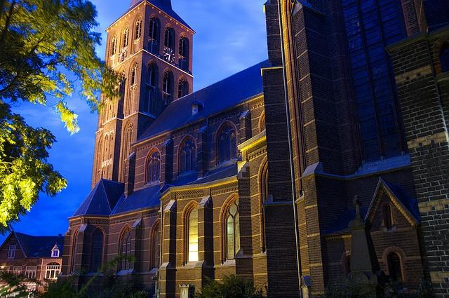 Saint Martin Church Tegelen, The Netherlands