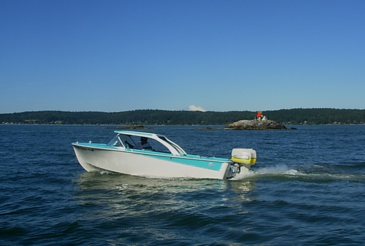 Old Skagit Boats Retro Pinterest Boating And