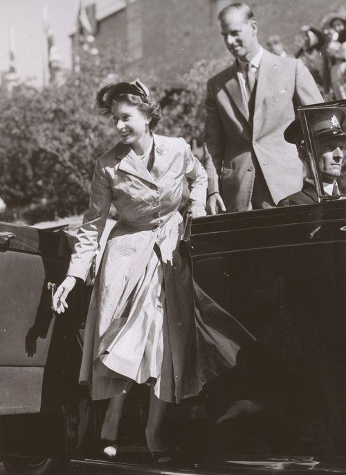 In Tasmania 1954
