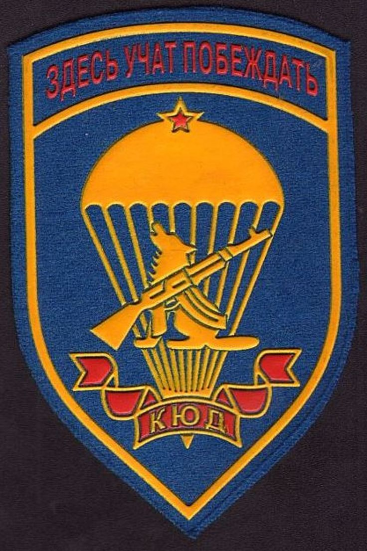 Re: Chevrons of the Airborne Forces
