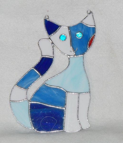 Katze mit blauen Augen - 1390825916 650