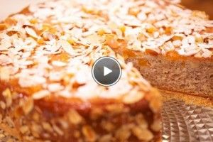 E 143  Tarte de abobora Portugese pompoentaart - Recept | 24Kitchen