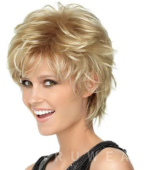 SPIKY CUT WIG by Hairdo - 1