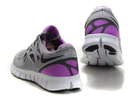 Femmes Nike Free Run 2 Cornrow Violet