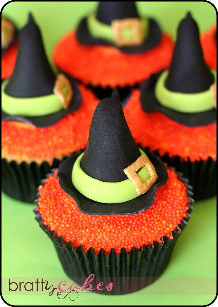 Halloween на Sees-All-Colors. Тортики и капкейки Natty Cakes