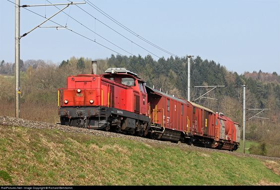 RailPictures.Net Photo: 18443 SBB Bm 4/4 at Lottstetten, Germany by Richard…