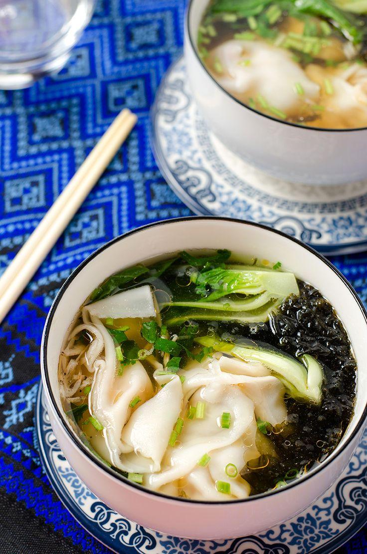 Wonton Soup - Omnivore's Cookbook