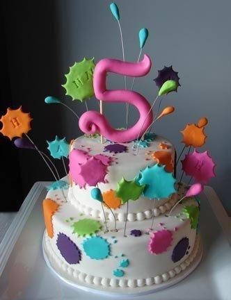 The 25 best Splatter cake ideas on Pinterest Paint splatter