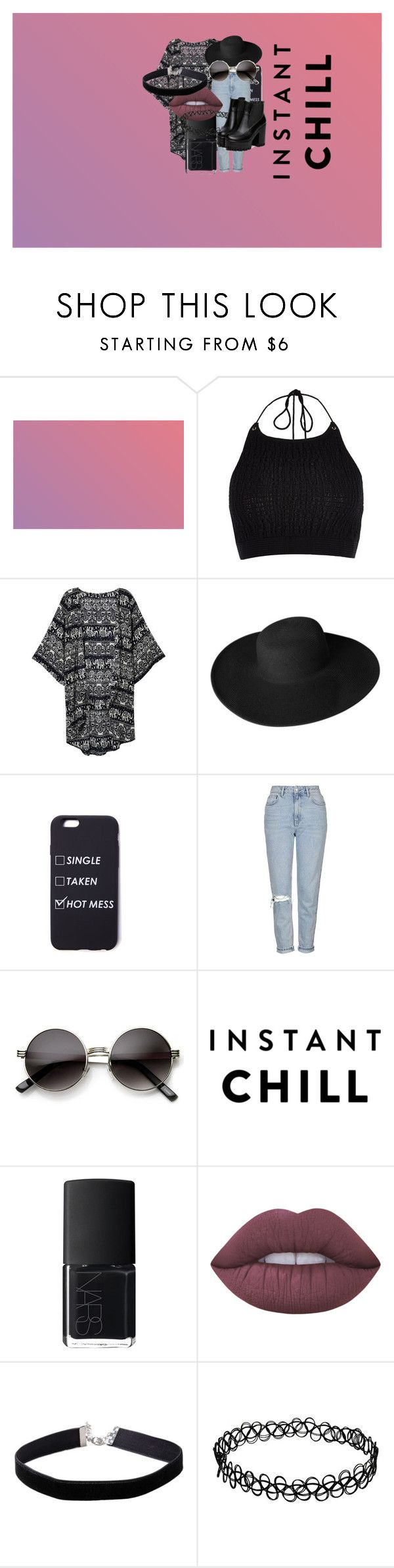 """""""Shades of You: Sunglass Hut Contest Entry"""" by lolnonikki ❤ liked on Polyvore featuring River Island, Dorfman Pacific, Topshop, NARS Cosmetics, Lime Crime, Miss Selfridge and shadesofyou"""
