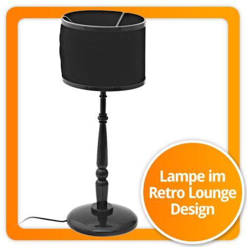 USB Retro Lampe Im Lounge Design LED Licht Designer Schreibtischlampe