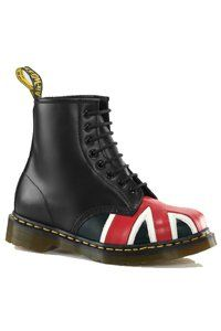 Dr. Martens - 8 eye - Union Jack