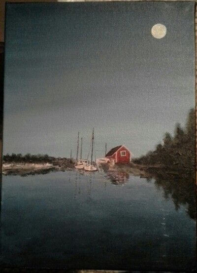 Motiv fra Kristiansand