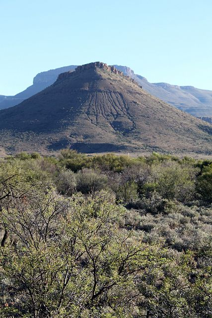 Karoo National Park, South Africa by flowcomm, via Flickr