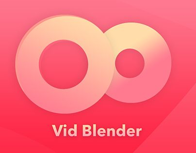 "Check out new work on my @Behance portfolio: ""Banner for Vid Blender app"" http://be.net/gallery/41164537/Banner-for-Vid-Blender-app"