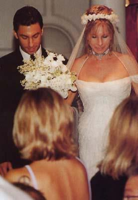 barbras wedding barbra streisand and james brolin
