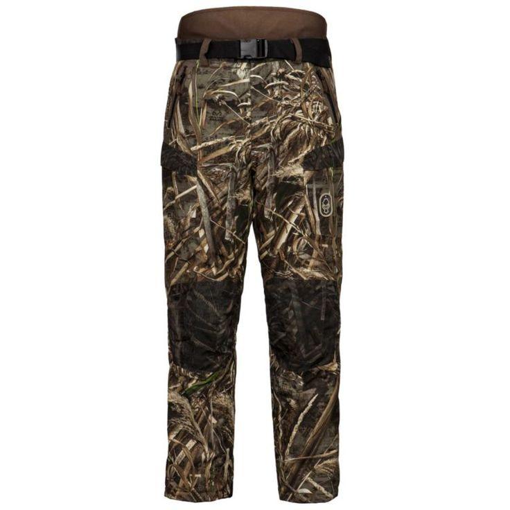 Hard Core Men's Finisher Insulated Hunting Pants, Size: Medium, Multi