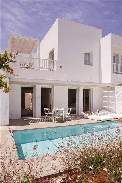 Simplicity Love: Patmos Aktis Suites & Spa Hotel, Greece | ISV Architects