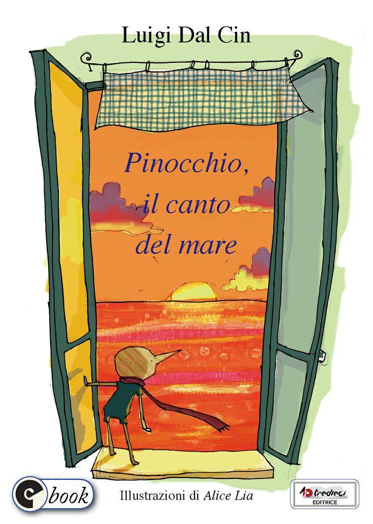24. Pinocchio, il canto del mare (Luigi Dal Cin). Un nonno costruisce un burattino per il compleanno di suo nipote: un burattino di legno, proprio come Pinocchio. Ma la pubblicità di un giornale lo scoraggia. Il suo Pinocchio non è quello che desiderava il nipote! E così lo abbandona sul davanzale della finestra. Per Pinocchio comincia una serie di grandi avventure... Quale sarà il suo destino?