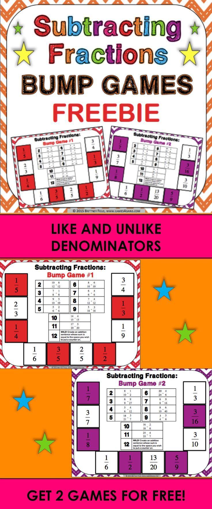 5th grade Fractions Online Games | Education.com