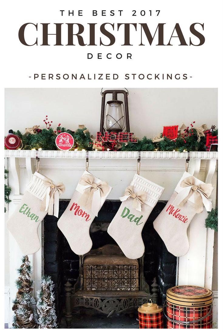 Uncategorized Christmas Stockings History best 25 personalized stockings ideas on pinterest christmas stocking rustic monogrammed burlap s