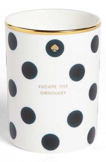'escape the ordinary' kate spade