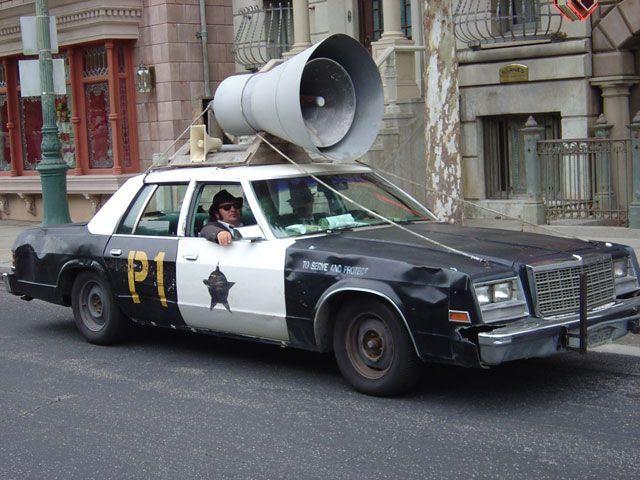 "Dodge Monaco '74 (Bluesmobile) - ""The Blues Brothers"" 1980"