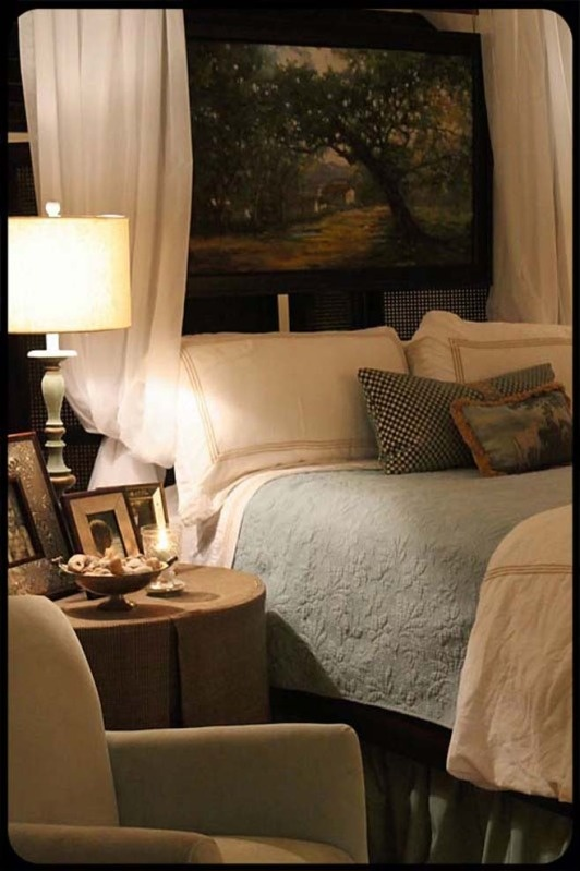 Cozy English Country Bedroom English Bedroom Home Bedroom English House
