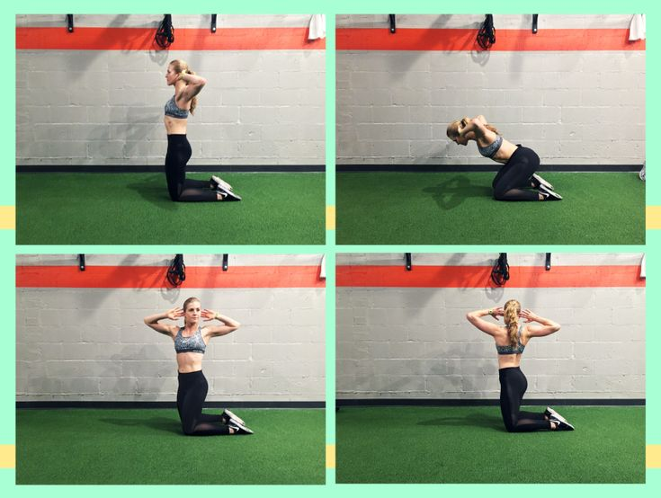 Abs Moves That Aren't Planks Or Crunches