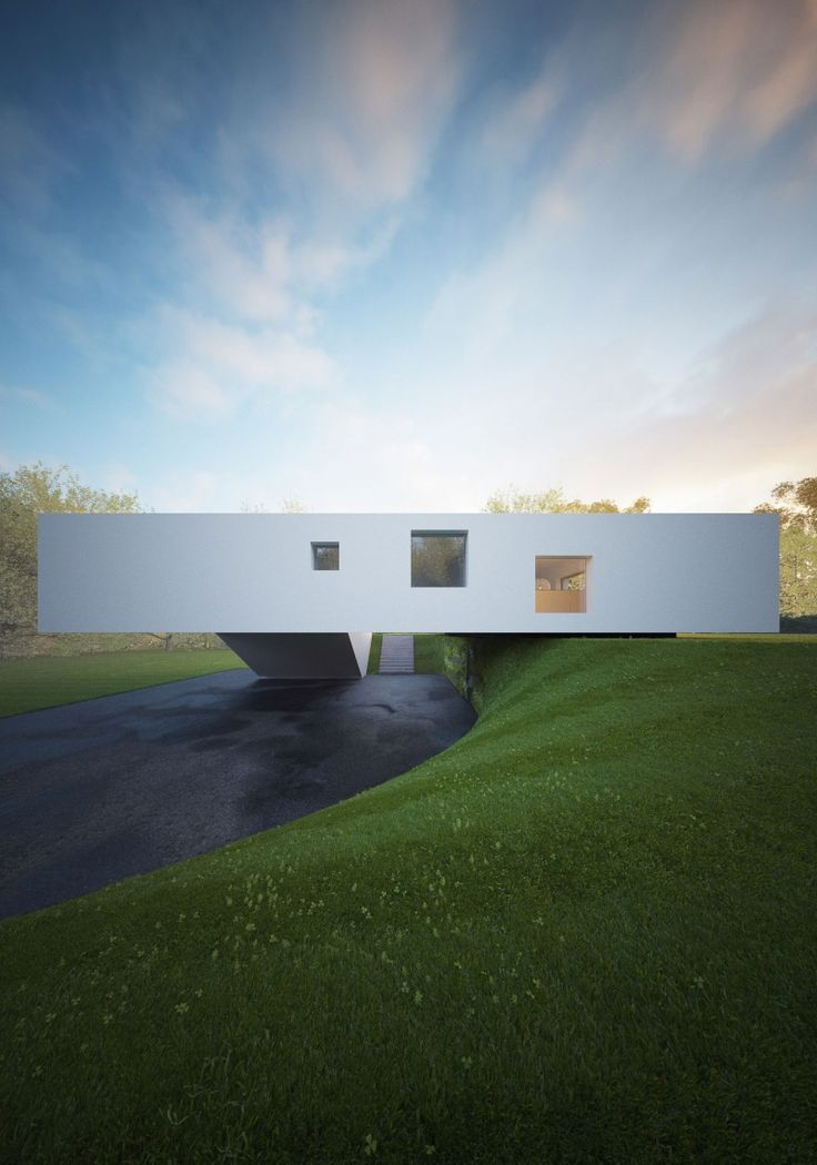 House Hafner by Hornung and Jacobi Architecture.