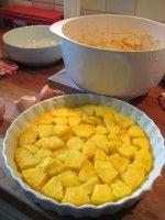 Omgekeerde ananas-kokos-taart | Kokkerellen met Ellen