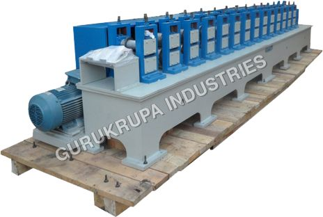 We are one of the leading organization occupied in providing brilliant quality C Purlin Roll Forming Machines, which are producing by using high grade material.we designed a lots kinds of C & Z purlin roll forming machine.