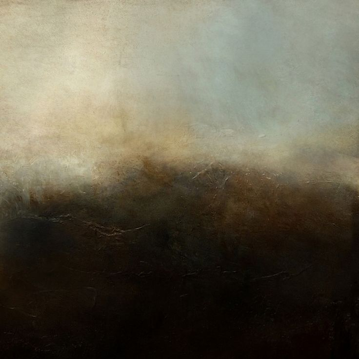 Rolling Mist #2 - Abstract Landscape by Kerr Ashmore - Global Art Traders - Find Art and Prints Online