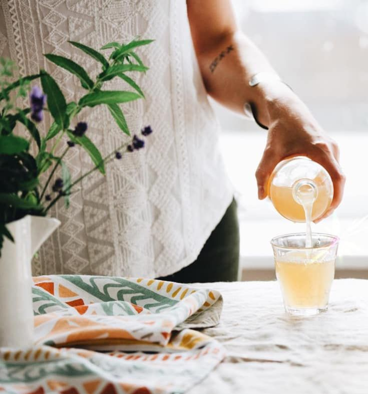 Move over kombucha, there's a new healing tea in town.
