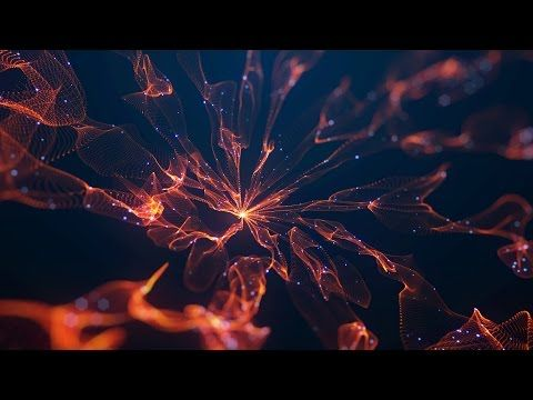 After Effects - Creating Stunning Particle Swirls using Trapcode Particular Tutorial