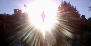 Unexplained Photos Medjugorje | The major sun miracle during visionary Mirjana Dragicevic-Soldo's ...
