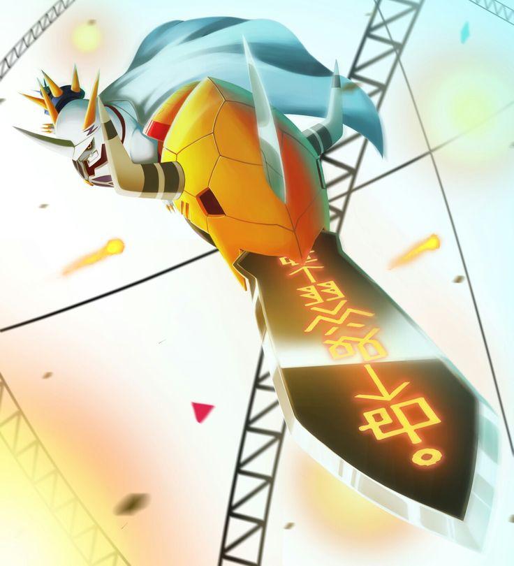 Omegamon Fan Art