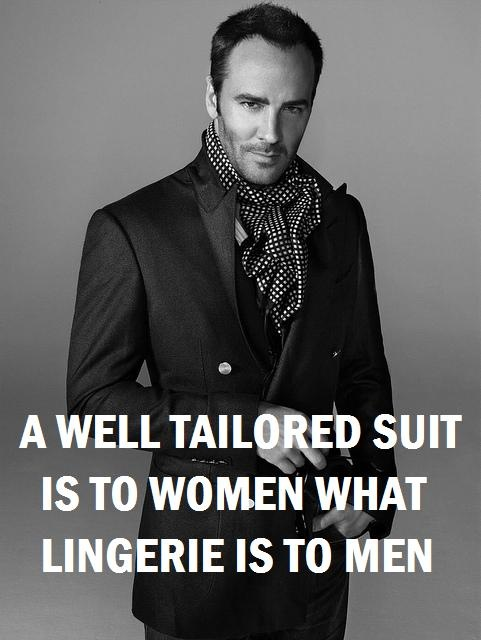 Yes, Tom Ford