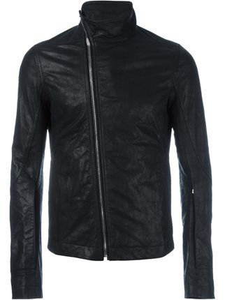 Rick Owens 'Mollino's' biker jacket