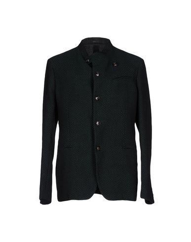 #Armani collezioni giacca uomo Verde scuro  ad Euro 291.00 in #Armani collezioni #Uomo abiti e giacche giacche