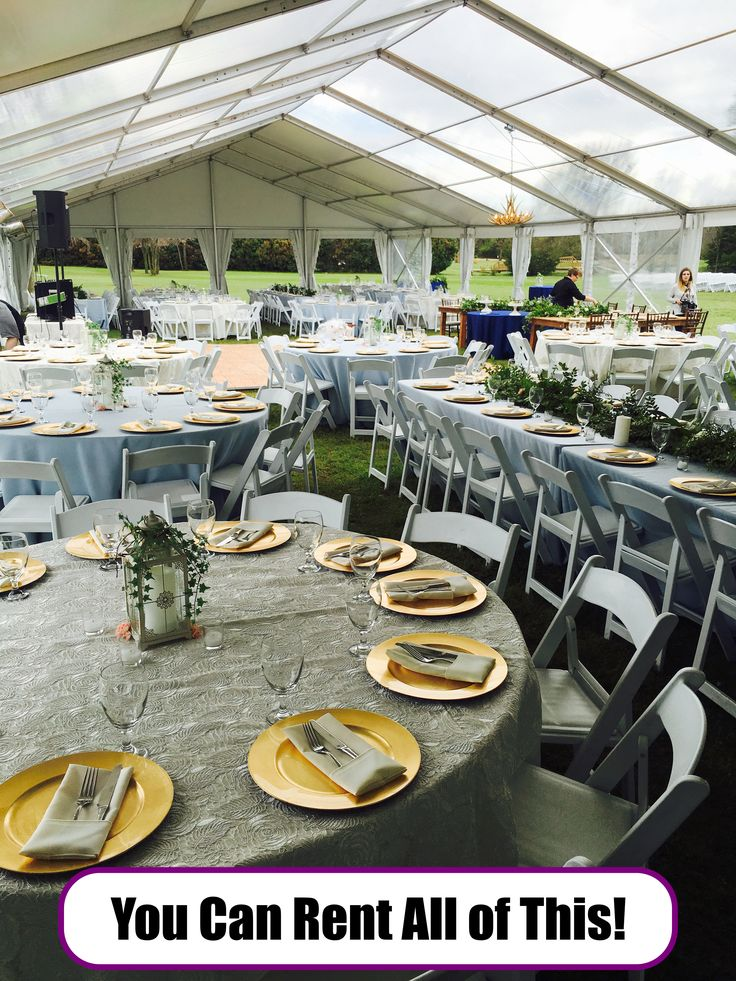 Peerless Events and Tents is your local source for the largest selection and newest party and tent rental items.