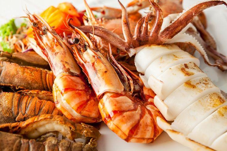 Com a cara do verão, confira esses pratos maravilhosos de frutos do mar, que são de dar água na boca!